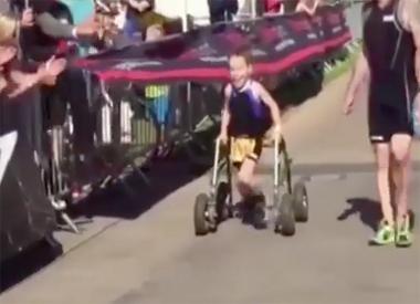 Baily Matthew cerebral palsy