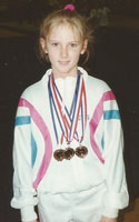 julie-with-medals